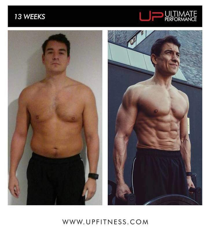 Dave Gee 13 week fat loss - 10 reasons you're not in incredible shape